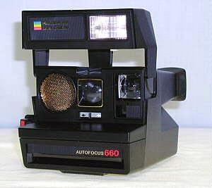 Polaroid Sun 600 Series