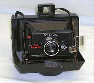 Polaroid Reporter Camera